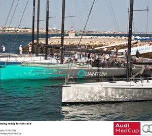 2011 Audi MedCup season launches with Cascais Trophy