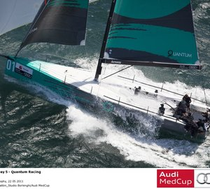 Green Revolution in Cascais: Quantum Racing and Iberdrola Team win the Cascais Trophy