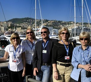 Genoa Yacht Charter Show 2011 – MYBA reports another successful year