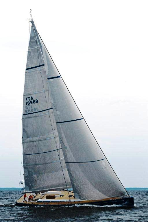 Nautor's Swan wins Best Production Sailing Yacht at Asia Boating Award 2011 for Swan 80 sailing yacht