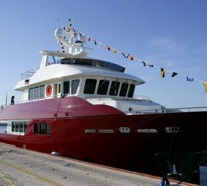 Cantiere delle Marche launches motor yacht VITADIMARE 3