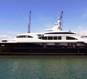 Benetti superyacht Project Sofia (FB248) named motor yacht LYANA