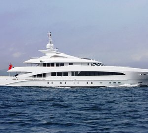 50 m Superyacht Satori delivered by Heesen Yachts