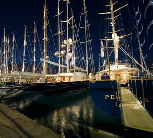 2011 Superyacht Cup in Palma