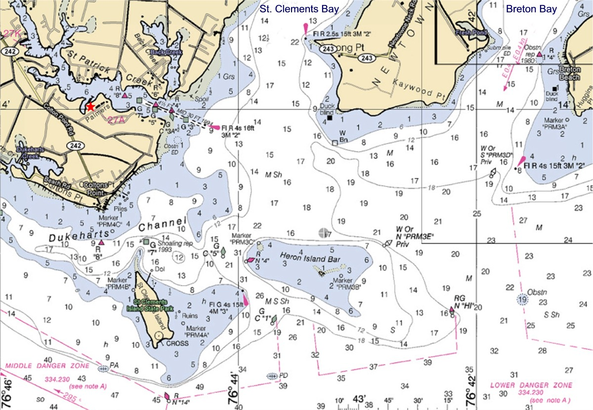 A Nautical Chart Yacht Charter Amp Superyacht News