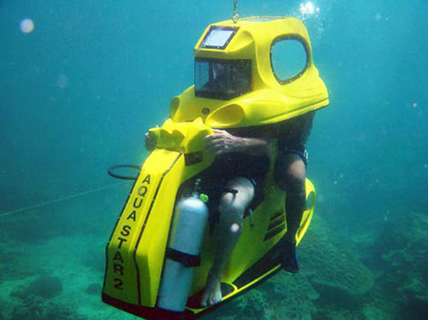 Aqua Star Underwater Dive Scooters Expands Distribution To