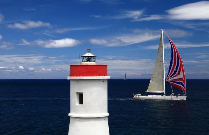 LPSR 2011 - SW 100 DS Sailing Yacht I-Sea