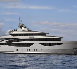 Hot lab s biscuit 95 yacht delivered to owner yacht for Yacht design milano
