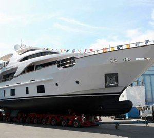 Motor yacht MARY-ROSE – The second Delfino 93 by Benetti Yachts