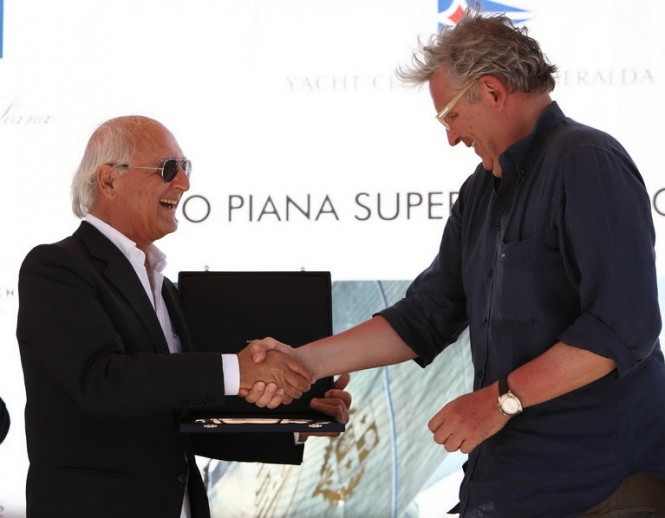 SW 110 Thalima - best Southern Wind classified - The 2011 Loro Piana Superyacht Regatta