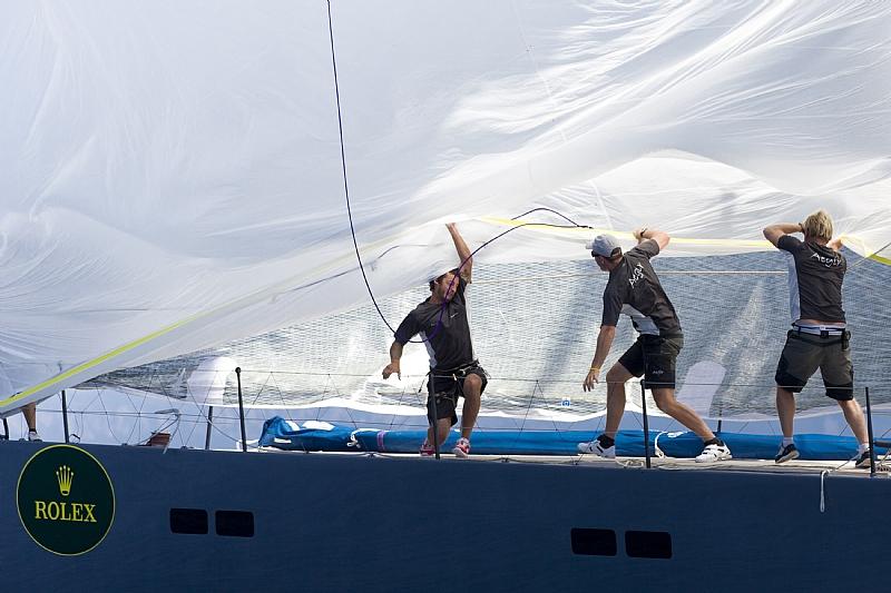 Sailing yacht AEGIR, GBR