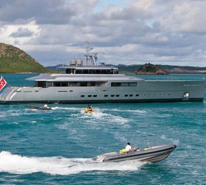 Superyacht Exuma - Luxury South Pacific Yacht Charters