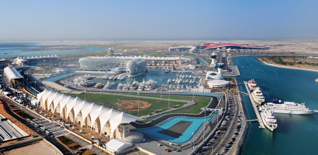 Yas Marina - Abu Dhabi