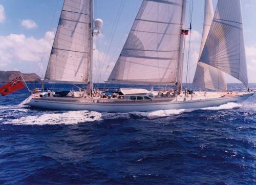 yacht Cyclos III