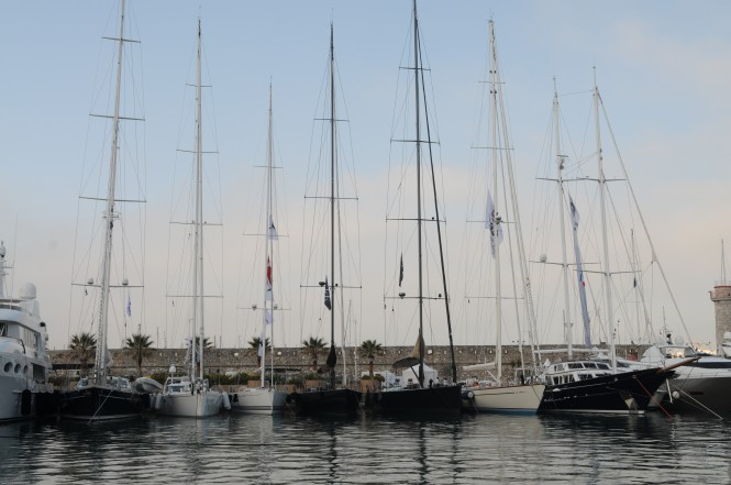 Antibes Yacht Show 2011
