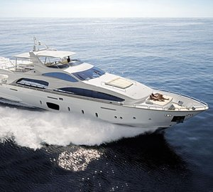 Azimut Grande 105 motor yacht delivered to the Dominican Republic