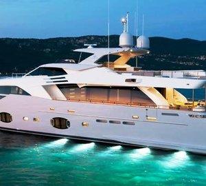 Ferretti Custom Line 100 series motoryacht – the CL100 by Customline