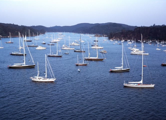 Millennium Cup 2012 confirms three Alloy superyacht entries