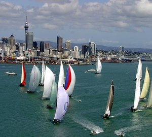 Millennium Cup 2012 confirms three Alloy superyacht entries