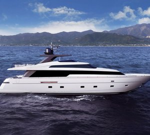 New images of the Sanlorenzo SL94 motor yacht series set for worldwide premiere in Monaco