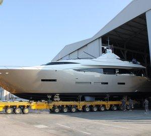 Peri Yachts launch motor yacht OZONE