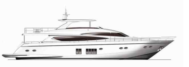 Princess 98 Motor Yacht Profile