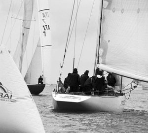 2011 Panerai British Classic Week: Day 4 'Challenge Day'