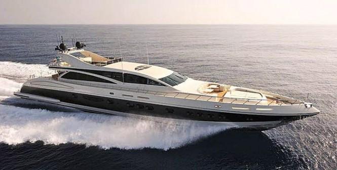 Seakeeper delivers comfort  tot he award winning Leopard 43m motor yacht