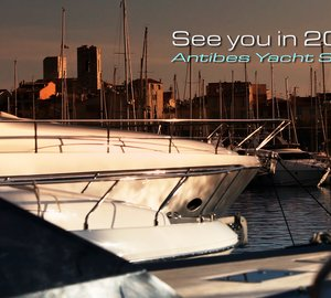2012 Antibes Yacht Show dates announced