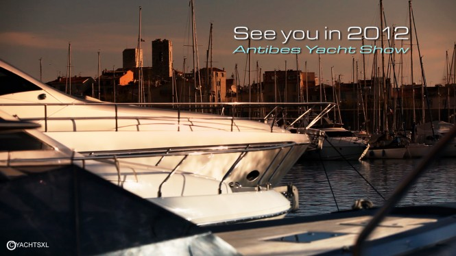 The 2012 Antibes Yacht Show will take place from April 12th to 15th 2012 in the biggest superyachting pleasure harbour in Europe, the Port Vauban in Antibes, France.