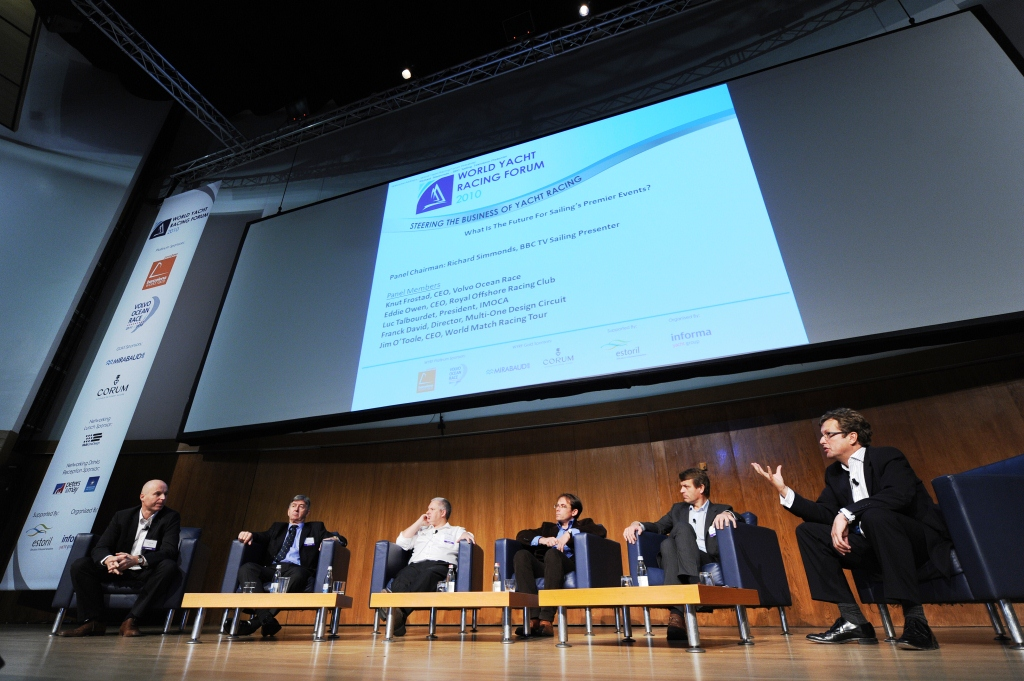 The World Yacht Racing Forum Panel Session 2010