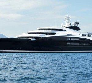 Fincantieri deliver 123m motor yacht Serene