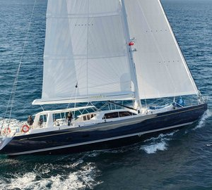 Feature Superyacht: 30m Sailing yacht Antares III by Yachting Developments