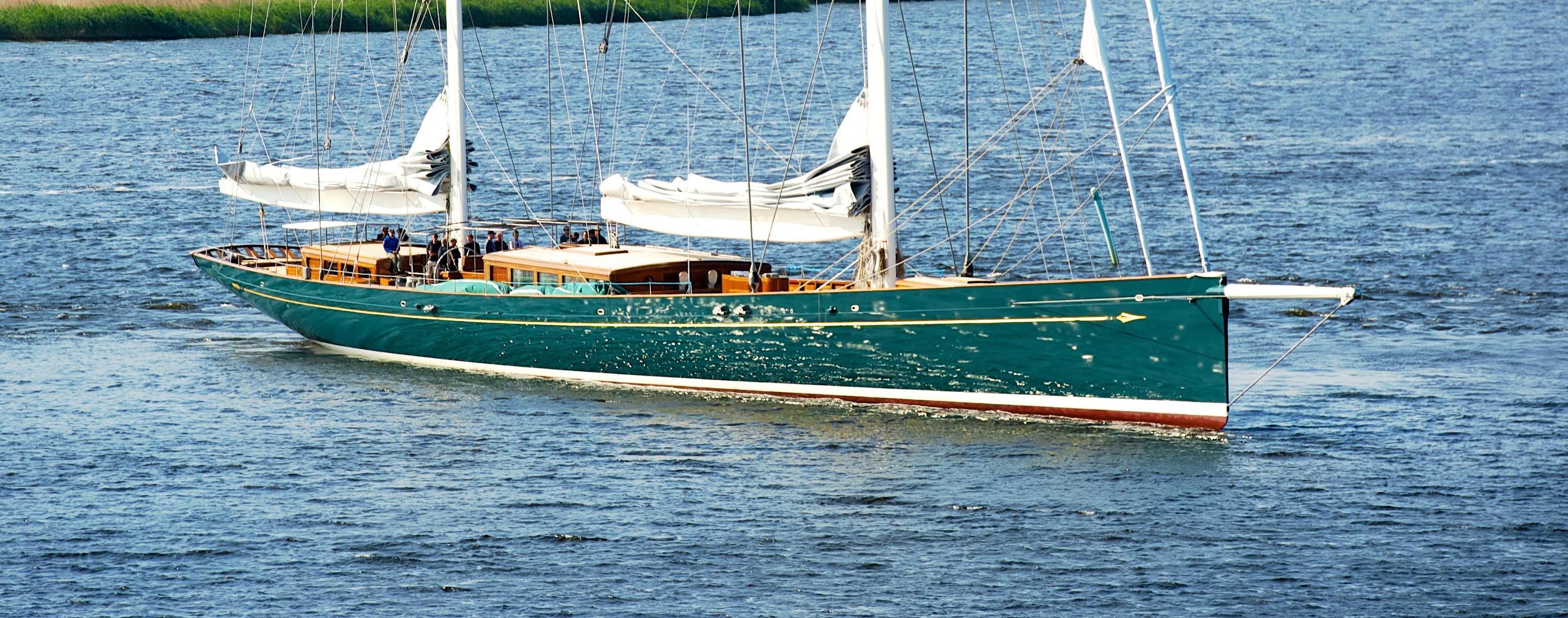 Sailing yacht Hetairos — Yacht Charter & Superyacht News