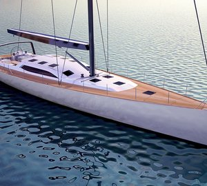 Sailing yacht Sleighride refitted to an Adam Voorhees Design