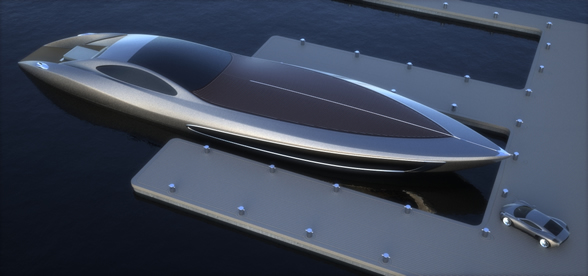Strand Craft 122 Superyacht to be built by Ned Ship Group