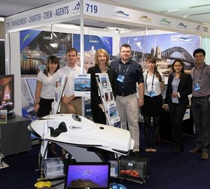 Successful Sydney International Boat Show for Australian Superyachts