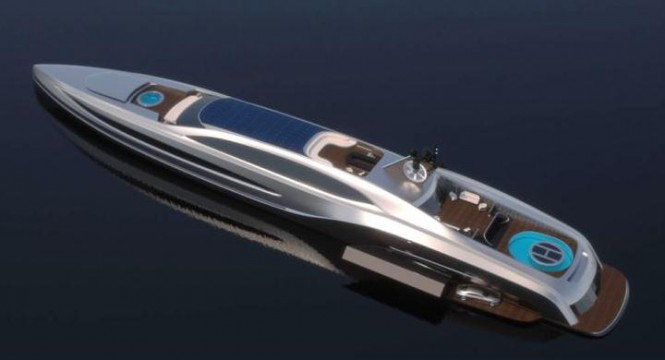 100m Motor yacht Sovereign by Gray Design Challenging Traditions
