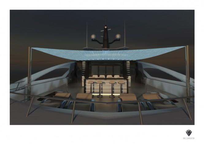 50 m Motor Yacht Proxima by RF Yachts