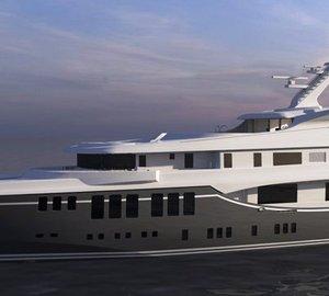 73m Nobiskrug  Motoryacht by H2 Yacht Design