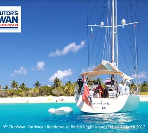 Nautor's Swan Announces ClubSwan Caribbean Rendezvous Dates for March 2012