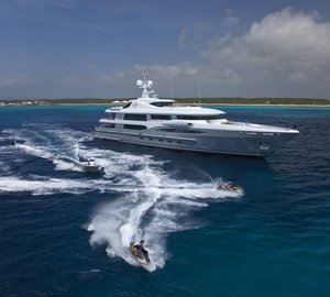 Amels' motor yachts ARIELA and IMAGINE to premiere at the 2011 Monaco Yacht Show