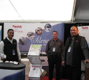 Australian International Marine Export Group (AIMEX) at the Auckland International Boat Show 2011