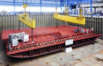 Celebrity Cruises and Meyer Werft celebrate keel laying of Celebrity Reflection Cruise Ship