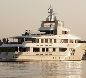 Expedition Motor Yacht E & E by Cizgi Yachts departs on maiden voyage to Monaco Yacht Show