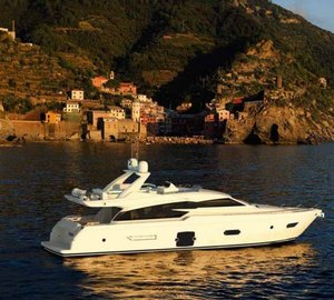 Ferretti Group commences new nautical year with 29 yachts exhibited in Cannes