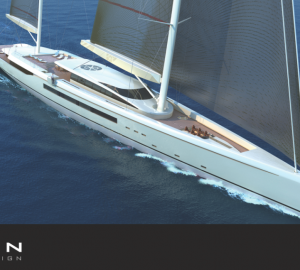 New sailing yacht MANTIS 80 by Dixon Yacht Design and Ken Freivokh Design
