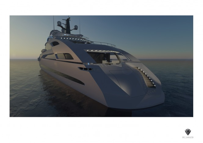 Motor Yacht Proxima - Aft view