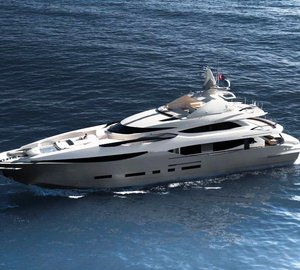 PERI 41T Motor yacht Bibich Too awarded two World Yacht Trophies in Cannes