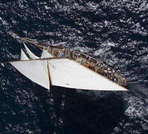 Régates Royales – Trophée Panerai 2011: Sailing yacht Nan, S/Y Moonbeam IV, Arcadia, Léonore and Classic yacht Shamrock V win